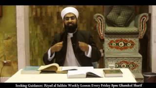 Shaykh Mohammed Aslam - Just a Piece of Bread! (Shaykh Badruddin al Hasani)