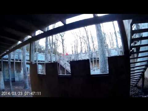 Skirmish Airsoft Mansfield Fort Game 10/1/15