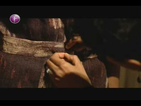 Anna Getaneh on SABC 3 Flash, talks about her latest African Mosaique Collection