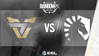 Rainbow Six Pro League - Season 7 - LATAM - Team oNe eSports vs. Team Liquid - Week 6
