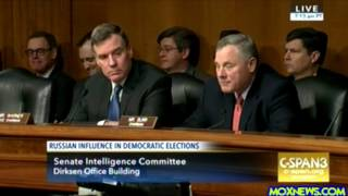 Intelligence Hearing On Russian Meddling In The 2016 Presidential Election (part 1)