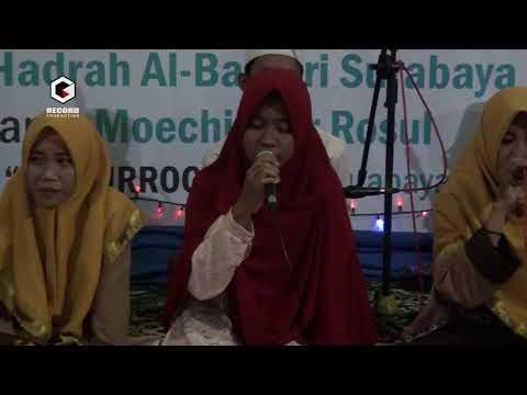 "NABROTUZZAIN - ANAL 'ABDU "" MAULID SIMTUDDUROR ISHAB & MUHIBBUR ROSUL SBY """