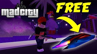 How To Get The Banshee FREE (Giant Chicken Boss) Roblox Mad City