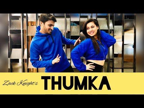 Zack Knight - Thumka I Dance Cover I Arpit and Annwesha Choreography thumbnail