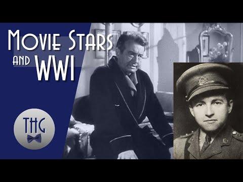 History Of Movie Stars And World War I