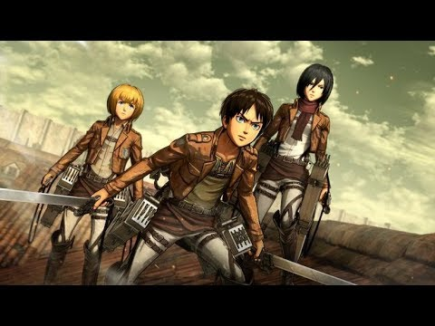 Lets EXTERMINATE Them All !!! | Attack On Titan Wings Of Freedom !
