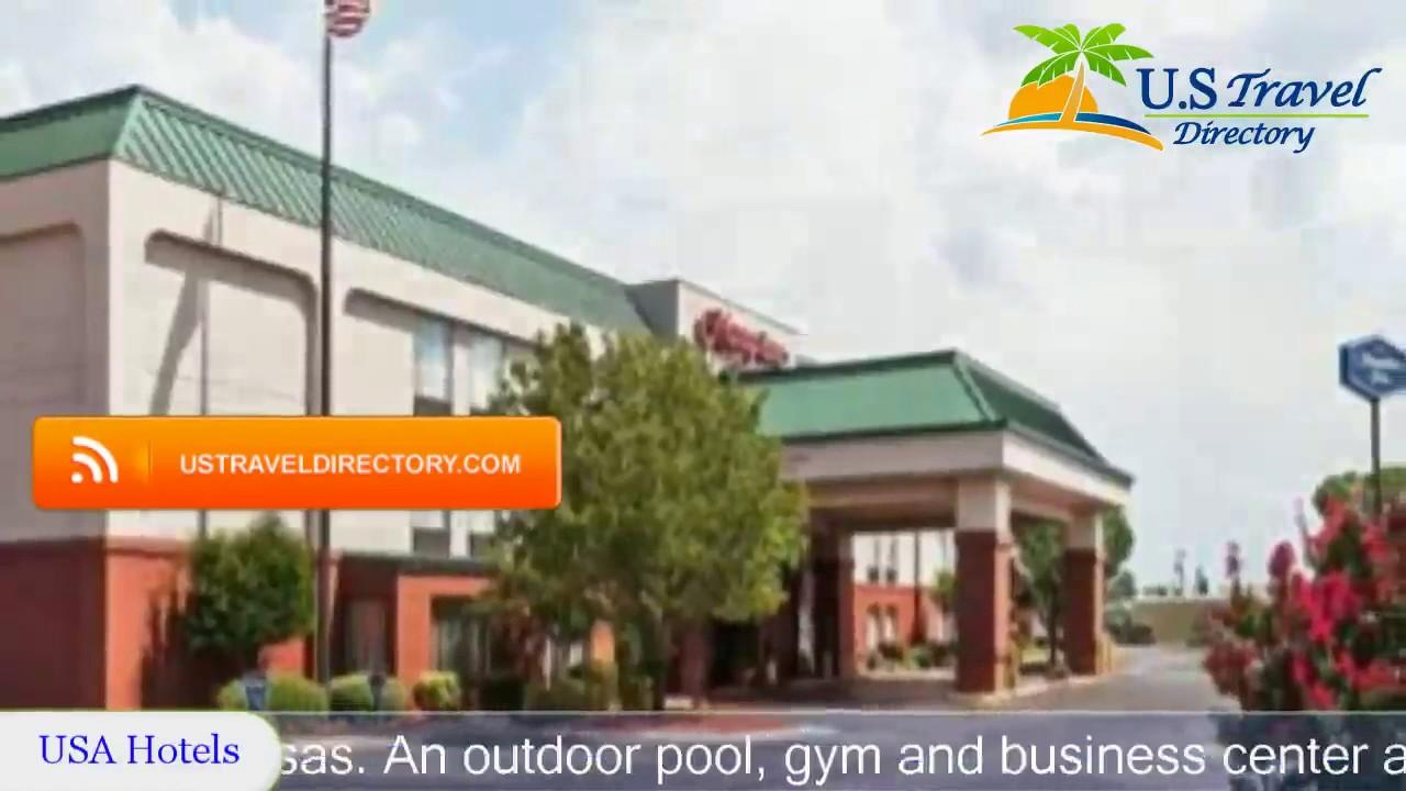 Hampton Inn Conway Hotels Arkansas