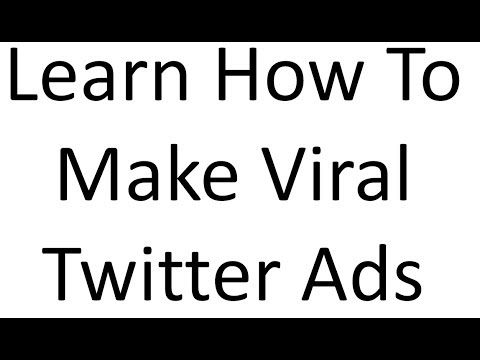 How to Make a Viral Twitter Ad Campaign and Get More Retweets in 2014