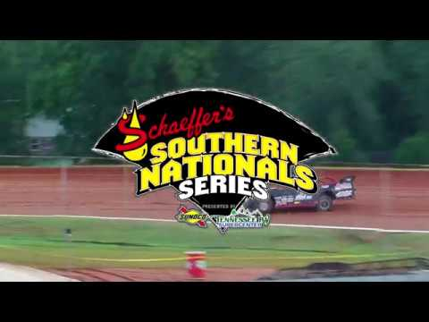 Night 1 Southern National Series Qualifying @ Swainsboro Raceway 7-20-18