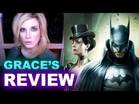Batman Gotham by Gaslight Movie Review