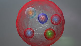 Large Hadron Collider Discovers New Pentaquark Particle