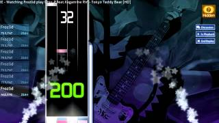 [osu!mania] Utsu-P feat.Kagamine Rin - Tokyo Teddy Bear [HD] + HD