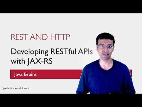 REST Web Services 02 - REST and HTTP