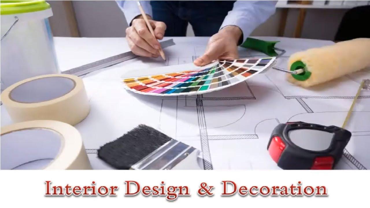 Iti Interior Design Decoration Semester 2 Ceiling Part 2 Youtube
