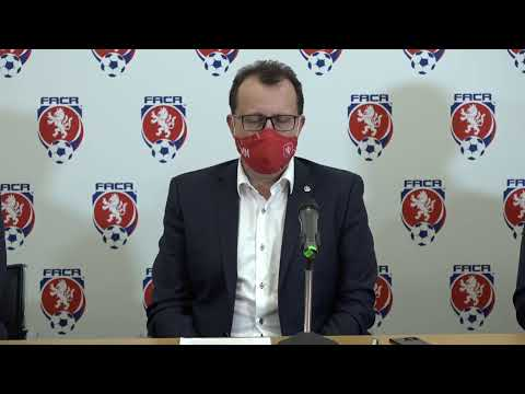 Mimořádná TK předsedy VV FAČR