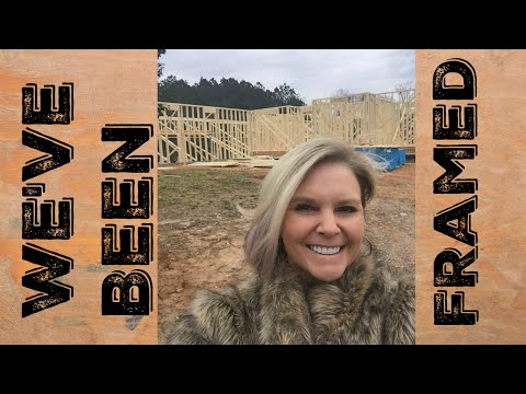 We've Been Framed :)   House VLOG