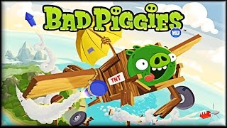 Bad Piggies Game (Android & iOS)