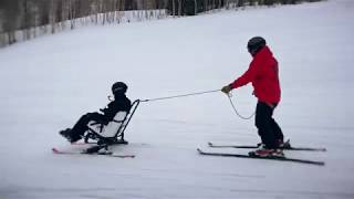 Tetra-ski: Advanced Technology at the National Disabled Veterans Winter Sports Clinic