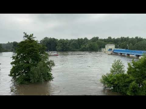 Download Hochwasser in Wehr Mülheim an der Ruhr