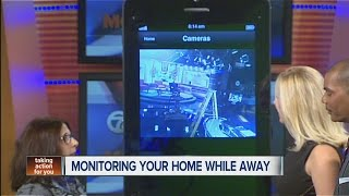 Monitoring your home while you