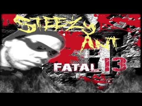 Steezy Ant - Unforgiven feat. Dosia Demon & S-Matic