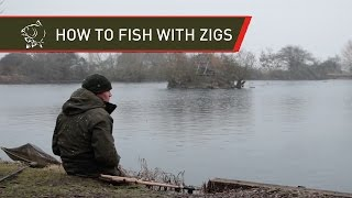 Zig Fishing Advice With Alan Blair - Carp Fishing