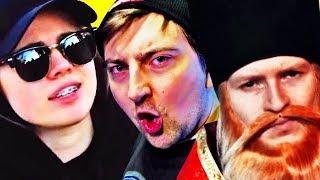 Топ10 ЛУЧШИХ Клипов Ютуберов!