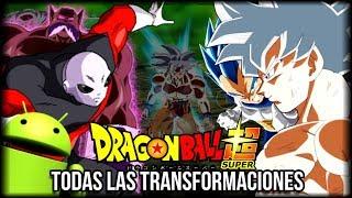 DESCARGA JUEGO DE DRAGON BALL SUPER ESPAÑOL ANDROID TTT MODS ISO GOKU ULTRA INSTINCT DOMINADO