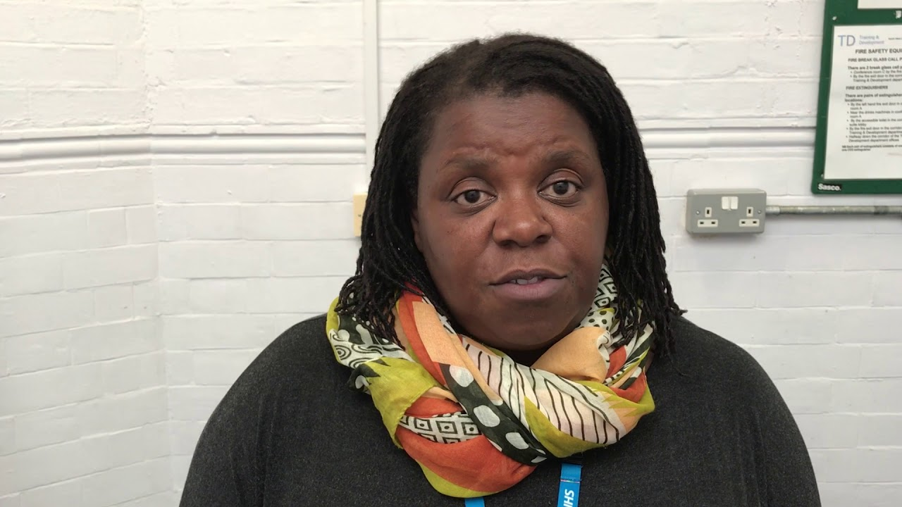 Beverley Baldwin,  Head of Nursing and Quality