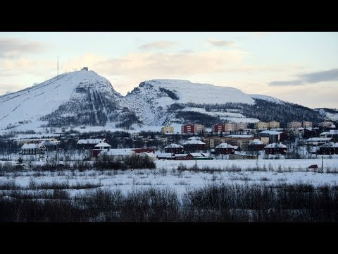 Swedish mining town to move 3km east