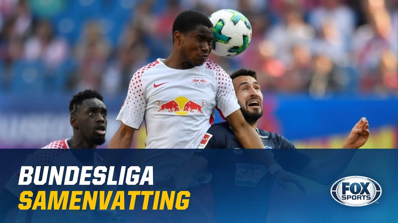 hoffenheim leipzig highlights