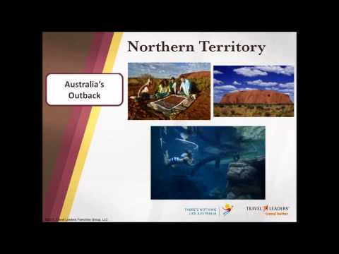 Australia Travel Presented by Travel Leaders and our supplie