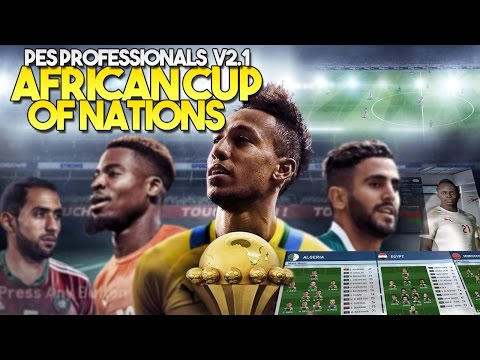 [TTB] PES 2017 - Professionals Patch V2.1 - African Cup of Nations!