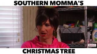 Southern Momma's Christmas Tree! LOL Funny Comedy Laugh
