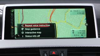 Navigation Status Information | BMW Genius How-To