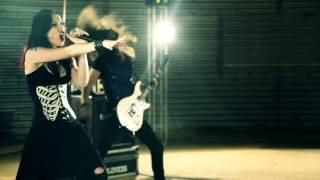 "Holiness - ""Dead Inside"" Official Music Video"