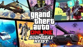 DOOMSDAY HEIST!! - NEW GTA 5 UPDATE (GTA 5 Online)