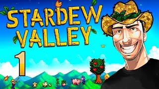 Stardew Valley прохождение   МАКО НА ФЕРМЕ ► #1