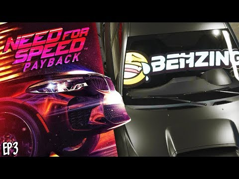 MY LOGO IS IN THE GAME! (Need For Speed Payback)