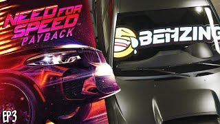 MY LOGO IS IN THE GAME! (Need For Speed Payback Walkthrough #3)