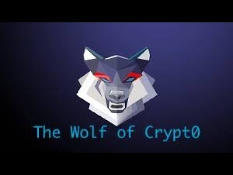 How to trade Crypto like a WOLF on Coin Exchange Part 1 (Keynote)