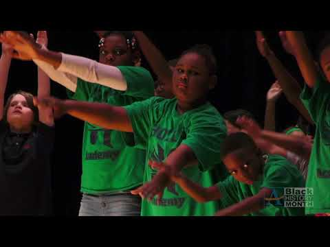 Hollis Academy Celebrates Black History Month With Alvin Ailey Dance Performers
