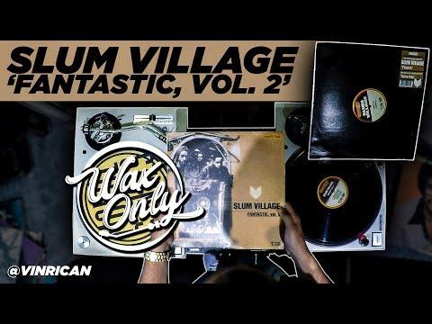 Discover Samples On Slum Village's 'Fantastic Vol. 2'