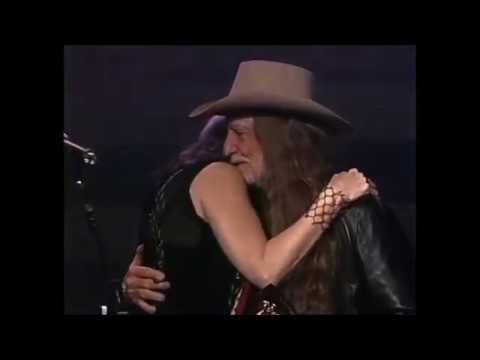 Willie Nelson Stars and Guitars 2002 - 'Til I gain control again /w. Emmylou Harris