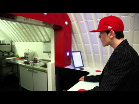 StreetDance 2 - Tour George Sampson's Studio