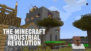 The Minecraft Industrial Revolution