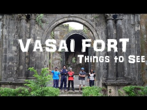 Vasai Fort | वसई किल्ला | Historic Treasure Trove Neighboring Mumbai