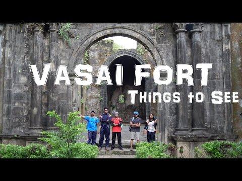 Vasai Fort | वसई किल्ला | Historic Treasure Trove Neighboring Mumbai