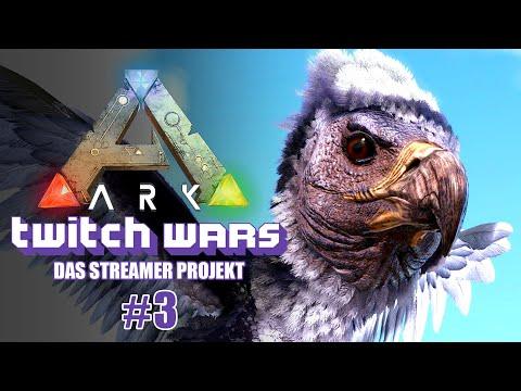 Ein tödlicher Fehler 🦖 ARK Twitch Wars #03 [Lets Play Deutsch]