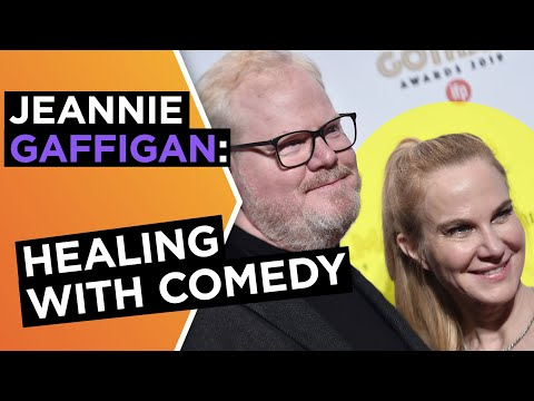 Jeannie Gaffigan: How I survived my super hilarious brain tumor
